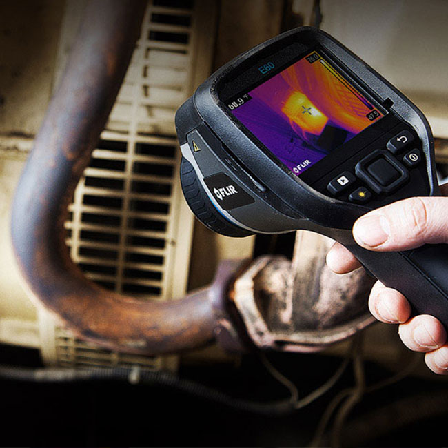 Thermal Imaging for Mechanical Applications